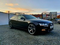 USED 2015 15 AUDI A5 2.0 TDI ULTRA SE TECHNIK 5d 134 BHP BLACK EDITION STYLING