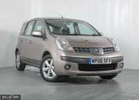 USED 2006 06 NISSAN NOTE 1.6 SE 5d 109 BHP Call us for Finance