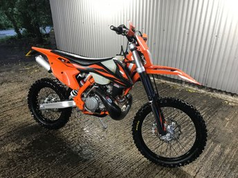 View our KTM 250 EXC