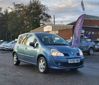 USED 2009 59 RENAULT MODUS 1.6 DYNAMIQUE VVT 5d 110 BHP ALLOY WHEELS *  SERVICE RECORD * CLIMATE CONTROL * VERY LOW GENUINE MILES