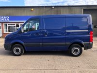 USED 2014 64 VOLKSWAGEN CRAFTER CR35 TDI 2.0 CR30 TDI SWB LOW ROOF 109 BHP