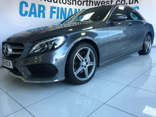 MERCEDES-BENZ C-CLASS at Autos North West