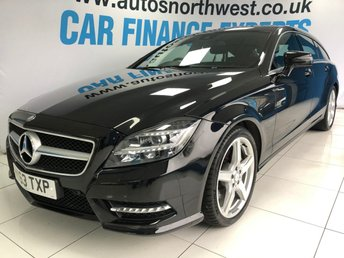 2013 MERCEDES-BENZ CLS 3.0 CLS350 CDI BLUEEFFICIENCY AMG SPORT 5d 262 BHP £16000.00