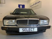 USED 1995 DAIMLER SOVEREIGN 4.0 LIMOUSINE 6d AUTO 245 BHP 8 Seater 6 Door Black 8 seater Limousine with moonstone leather, glass driver partition, 6 doors, ex funeral directors Limo with very Low Mileage Only 55,637 miles and September 2020 MOT -great alternative wedding Limo or just arrive in 'Goth' style
