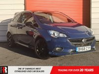 2018 VAUXHALL CORSA 1.4 LIMITED EDITION S/S 3d 99 BHP £8995.00