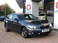 USED 2015 15 BMW 1 SERIES 2.0 118D SPORT 5d 147 BHP SAT NAV | 17 ALLOYS |