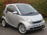 USED 2010 10 SMART FORTWO 0.8 PASSION CDI 2d AUTOMATIC * AUTOMATIC * IDEAL FIRST CAR * ECONOMICAL *