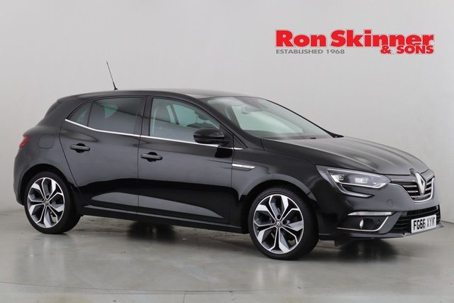 View our 2016 66 RENAULT MEGANE 1.5 SIGNATURE NAV DCI 5d 110 BHP