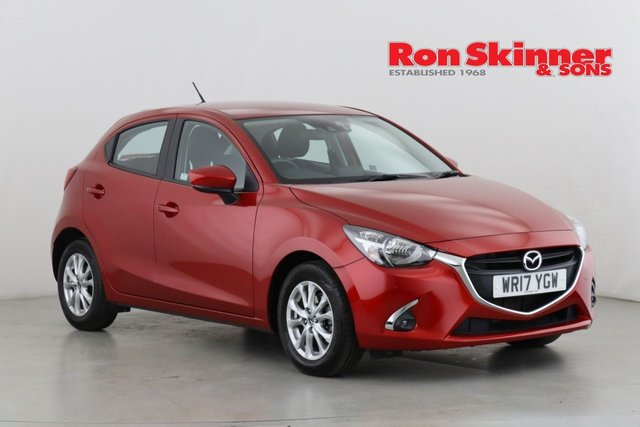 View our 2017 17 MAZDA 2 1.5 SE-L NAV 5d 89 BHP