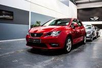 2014 SEAT IBIZA 1.4 TOCA 5d 85 BHP £4892.00