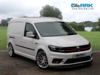 USED 2018 67 VOLKSWAGEN CADDY MAXI 2.0 C20 TDI HIGHLINE  1 Owner, Full Service History, Low Mileage, Stunning Van, 19's