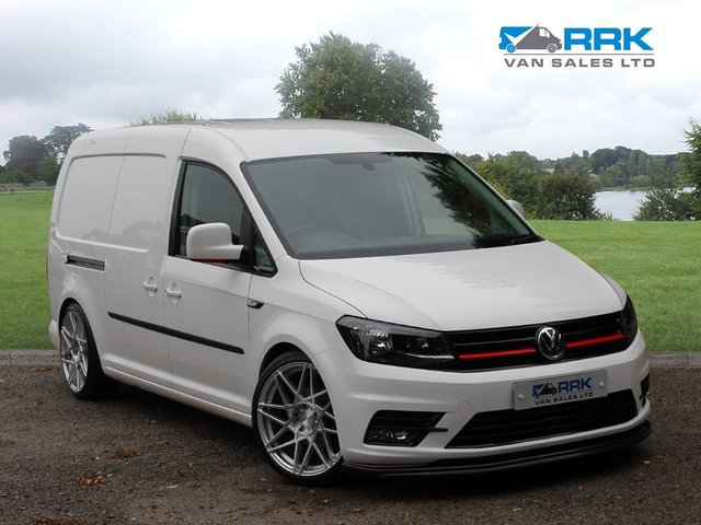 2018 67 VOLKSWAGEN CADDY MAXI 2.0 C20 TDI HIGHLINE