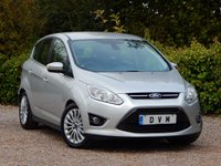 USED 2011 11 FORD C-MAX 1.6 TITANIUM TDCI 5d 114 BHP NEW MOT ON PURCHASE, LOW MILEAGE, FINANCE AVAILABLE