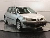 USED 2006 56 RENAULT MEGANE 1.5 DYNAMIQUE DCI 5d 106 BHP 1 OWNER FROM NEW!