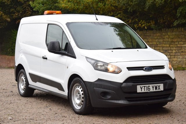 USED 2016 16 FORD TRANSIT CONNECT 1.6 200 P/V 94 BHP