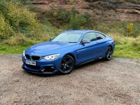 USED 2015 65 BMW 4 SERIES 2.0 420D M SPORT 2d AUTO 188 BHP new in