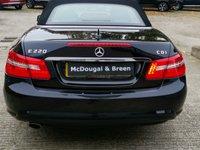USED 2013 62 MERCEDES-BENZ E CLASS 2.1 E220 CDI BLUEEFFICIENCY SPORT 2d AUTO 170 BHP