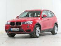 2015 BMW X3 2.0 xDrive20d SE 5d Auto 188 bhp [£3,990 OPTIONS] £14389.00
