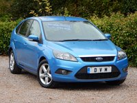 USED 2010 10 FORD FOCUS 1.6 ZETEC 5d 100 BHP SERVICE HISTORY, NEW MOT, FINANCE AVAILABLE