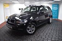 USED 2011 61 BMW X5 3.0 XDRIVE30D SE 5d AUTO 241 BHP