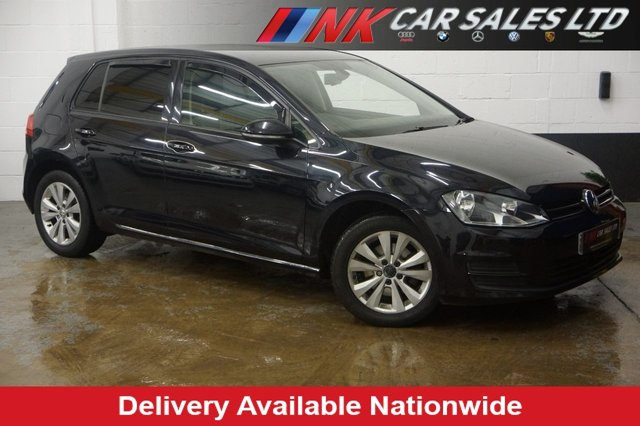 2013 63 VOLKSWAGEN GOLF 2.0 SE TDI BLUEMOTION TECHNOLOGY DSG 5d AUTO 148 BHP SOLD TO KYLE FROM SHEFFIELD