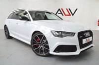 USED 2016 16 AUDI RS6 AVANT 4.0 RS6 AVANT TFSI V8 QUATTRO 5d AUTO 553 BHP