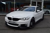 USED 2016 65 BMW 4 SERIES 2.0 420I M SPORT 2d 181 BHP FINANCE TODAY WITH NO DEPOSIT