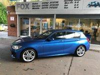 USED 2016 66 BMW 1 SERIES 1.5 116D M SPORT 5d 114 BHP STUNNING BMW 116D MSPORT