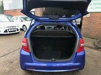 USED 2011 61 HONDA JAZZ 1.2 I-VTEC S AC 5d 89 BHP