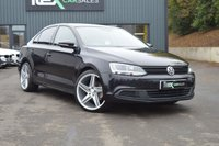 2013 VOLKSWAGEN JETTA 1.6 S TDI BLUEMOTION TECHNOLOGY 4d 104 BHP £5995.00