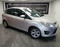 2012 FORD C-MAX 1.6 ZETEC TDCI 5d 114 BHP + 1 FORMER KEEPER +2 KEYS £4975.00