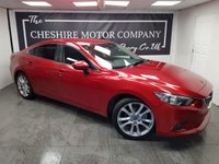2013 MAZDA MAZDA 6 2.0 SPORT NAV 4d + 1 OWNER + 2 KEYS + LEATHER + SAT NAV £7775.00