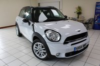 2014 MINI COUNTRYMAN 2.0 COOPER SD 5d AUTO 141 BHP £9995.00