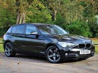 USED 2015 11 BMW 1 SERIES 1.6 116I SPORT 5d 135 BHP £945 Deposit & £157 Per Month