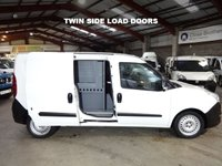 USED 2014 64 VAUXHALL COMBO 1.6 2300 L2H1 CDTI S/S 105 BHP LWB VAN - AA DEALER PROMISE - TRADING STANDARDS APPROVED -