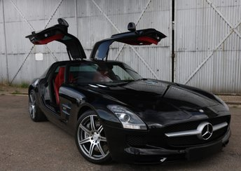 2010 MERCEDES-BENZ SLS 6.2 SLS AMG 2d AUTO 564 BHP £132990.00