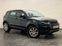 USED 2015 65 LAND ROVER RANGE ROVER EVOQUE 2.0 ED4 SE TECH 5d 148 BHP 1 OWNER + 6 SERVICES + CAMBELT + FULL HEATED LEATHER + SAT NAV
