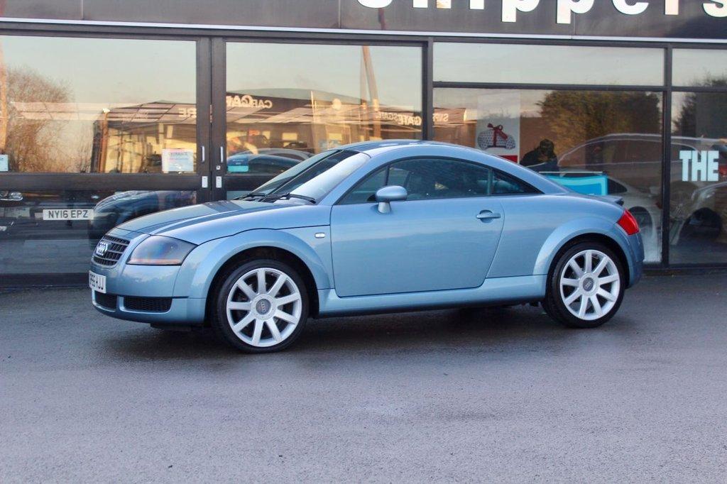 USED 2005 55 AUDI TT 1.8 T 3d 190 BHP
