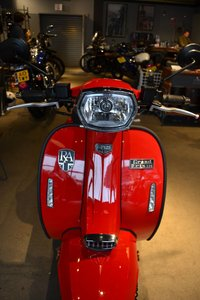 USED 2019 ROYAL ALLOY GP125 ROYAL ALLOY GP125 RED FANTASTIC DEAL LAST ONE