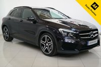 2014 MERCEDES-BENZ GLA-CLASS 2.1 GLA220 CDI 4MATIC AMG LINE EXECUTIVE 5d AUTO 168 BHP £15950.00