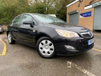 USED 2010 10 VAUXHALL ASTRA 1.4 EXCLUSIV 5d PX TO CLEAR, OCT 2020 MOT, IDEAL FIRST CAR.  DEALER PX TO CLEAR, OCT 2020 MOT, 5 DOORS, 1.4 PETROL