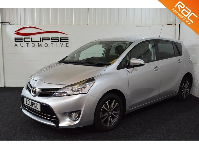 2013 63 TOYOTA VERSO 2.0 ICON D-4D 5d 122 BHP