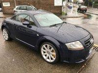 2004 AUDI TT 3.2 V6 QUATTRO 3d AUTO 247 BHP £3495.00