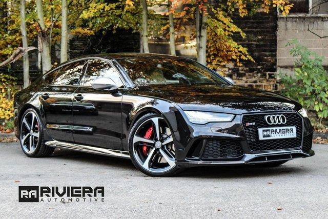 2016 65 AUDI A7 4.0 RS7 SPORTBACK TFSI V8 QUATTRO 5d 552 BHP