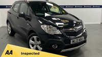 USED 2013 13 VAUXHALL MOKKA 1.7 TECH LINE CDTI S/S 5d 130 BHP (ONE OWNER - FULL SERVICE HISTORY)