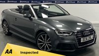 USED 2016 16 AUDI A3 1.4 TFSI S LINE 2d AUTO 150 BHP (ONE OWNER -  SAT NAV)