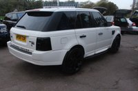 USED 2038 58 LAND ROVER RANGE ROVER SPORT 3.6 TD HSE OVERFINCH