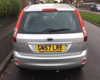 USED 2007 57 FORD FIESTA GHIA 16V manual