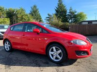 2009 SEAT LEON 1.9 TDi S EMOCION 5d 103 BHP WITH FULL SERVICE HISTORY £2250.00