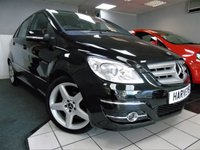 USED 2011 11 MERCEDES-BENZ B CLASS 1.5 B160 BLUEEFFICIENCY SPORT 5d 95 BHP